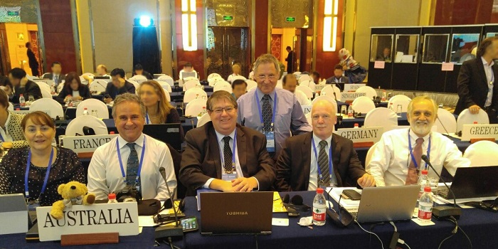 APVMA at Codex meeting Beijing