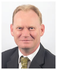 Photograph of Mr Alan Norden, Executive Director, Registration Management and Evaluation.